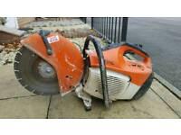 stilth saw 410 petrol 2 stroke engine