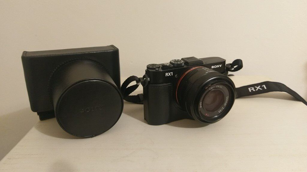 Sony RX1 as new boxed mint condition FULL FRAME COMPACT CAMERA ...