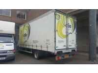 2008 Iveco Eurocargo 7.5 ton Curtain Sider