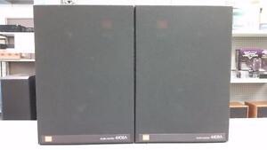 JBL 4408A Studio Monitor Speakers