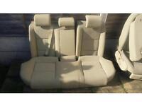 Audi A4 seats