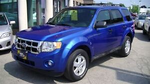 2011 Ford Escape XLT WITH LEATHER & MOONROOF
