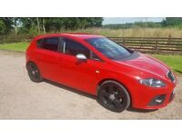 Seat leon fr remapped with extras and full service history