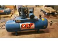 EPR single phase compressor