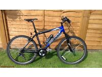 Giant Rock mountain bike with extras