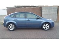 2006 Ford Focus 1.6 diesel MOT till 25th June full service history in excellent condition