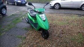 Yamaha vity 125cc 12 months mot