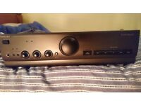 technics stereo amp