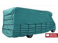 Motor home winter cover