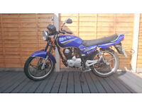 SANYA 125 MOTORCYCLE