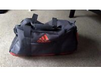 Adidas 3 stripes sports bag