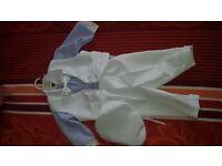 Christening baby boy suit