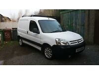 * 2OO4 CITREON BERLINGO VAN *