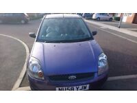 FORD fiesta - good condition