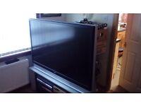 sony bravia 1080 hd tv hmdi remote / samsung hd dvd player boxed