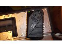 Bosch charger for 7,2-14,4 volt batteries