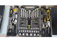 2 x Composite Tool Kits - A DIY/Vehicle Mechanic Enthusiast's Dream
