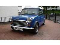 Classic mini sprite 1994 only 13657 mls This car is in great condition.