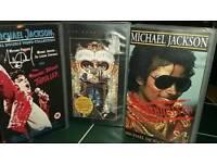Michael jackson tapes