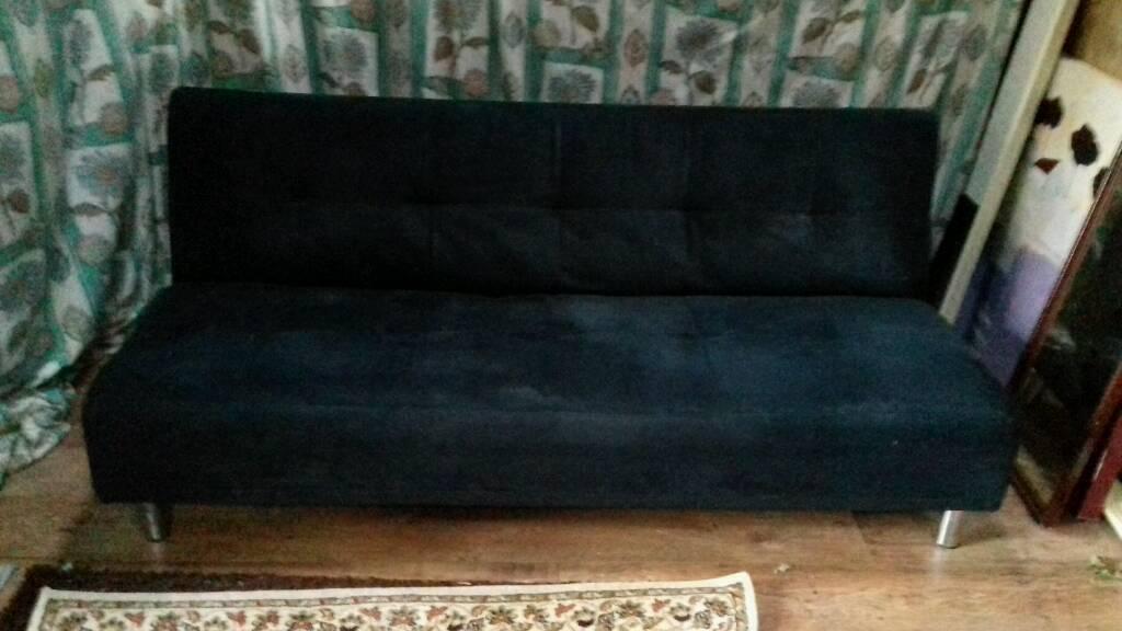 Sold Click clack sofa