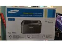 Samsung monochrome laser printer x 2