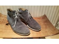 HARRY'S OF LONDON MENS ANKLE 'Desert' style hand made boots. Size 9