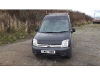 ONE OWNER FORD TRANSIT CONNET LX T230 VAN 90 SPEC HIGH ROOF
