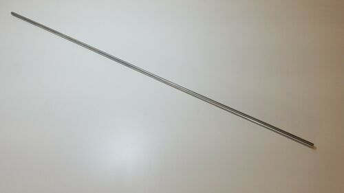 "304 Stainless Steel 3/8"" diameter, 36"" long rod, round bar"