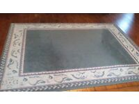 """2 RUGS..67"""" X 47""""..£20EACH OR BOTH FOR £35..GOOD CONDITION AND QUALITY, PLEASE SEE ALL PICS AND ADS"""