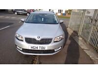 Skoda Octavia Private hire Vehicle Manchester Council Taxi plated for full track £ 90.00