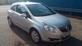 Vauxhall Corsa New Shape 2007 Manual ** ONLY 30'000 MILES ** -- We can deliver any where in the UK *