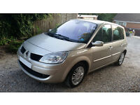Renault Scenic Privilege Automatic 2007 Low Mileage Top of the range