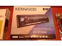 Kenwood KDC-BT73DAB Car Stereo