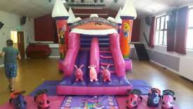 Bouncy Castle Hire from Riviera Mascots & Bounce Torbay