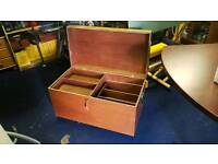 Vintage 1940's Carpenters work/tool Box