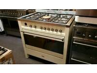Smeg 90cm dual fuel reconditioned