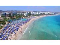 Holiday to Ayia Napa Cyprus