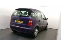 2000 | Mercedes A140 Automatic |1 Year MOT | 5 Doors | 4 Electric Windows | HPI Clear