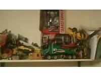 Lego technic recovery truck 42008