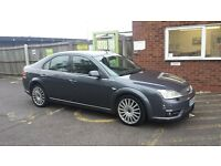2005 FORD MONDEO ST TDCI GREY