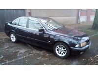 Bmw 525i e39 2002 individual low milage