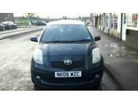 Toyota yaris Automatic 1.3 5dr one owner. Low mileage (28000)full service history