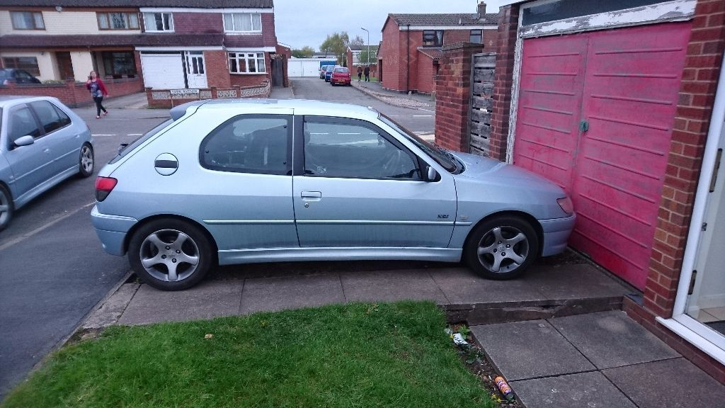 peugeot 306 xsi for sale (make good track car) | in atherstone