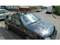 Sale / repair ,,,, Classic VW golf cabriolet swap / sale