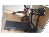 FOR SALE; Roger Black Plus Treadmill