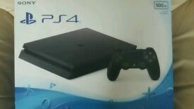PlayStation 4 SLIM Free Delivery