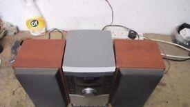 SONY CMT-EH10 BOOKSHELF STEREO SYSTEM