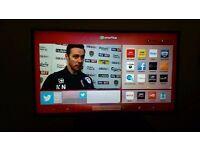 "Hitachi 48"" Smart Wi-fi Tv"