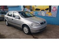 Vauxhall Astra 1.6 Petrol Auto, 12 months MOT, Cheap Reliable Car Automatic