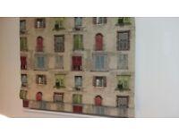 Beautiful handmade roman blinds